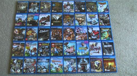 best ps1 games on vita my current retail boxed playstation vita games collection