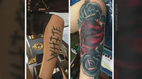 tattoo cover up ottawa there s enough hate tattoo shop covers up racist