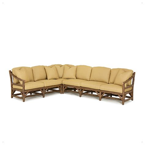 rustic sectional sofas rustic sectional 1568l 1568r rustic sectional sofas