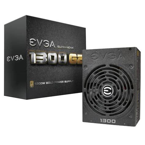 Power Supply Psu Evga Supernova 1300w Garansi 10 Tahun Evga Products Evga Supernova 1300 G2 80 Gold 1300w