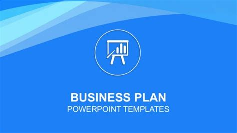 Generic Strategies Powerpoint Templates Free Business Plan Presentation Template Powerpoint