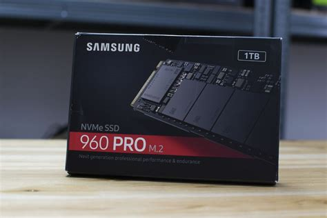 samsung 960 pro review 1tb m 2 ssd play3r
