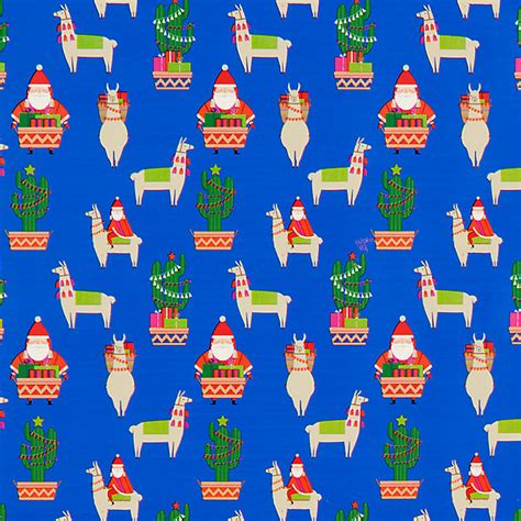 pattern paper john lewis llamas are the unlikely decorating hero for christmas this