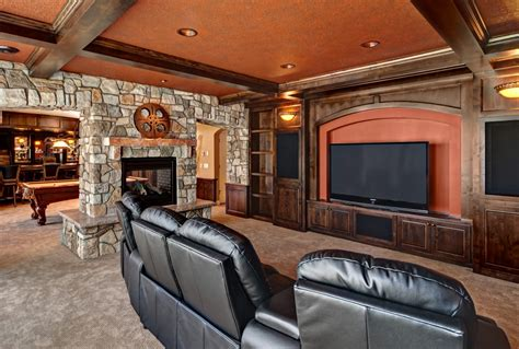maple grove basement remodeling mn remodeler lecy brothers homes
