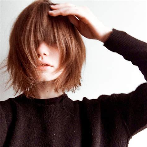 hairstyles for outgrown bangs growing out bad layered haircut haircuts models ideas