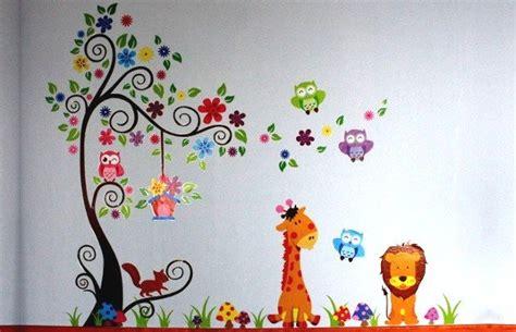 adesivi per armadi bambini adesivi murali per bambini 20 idee da acquistare