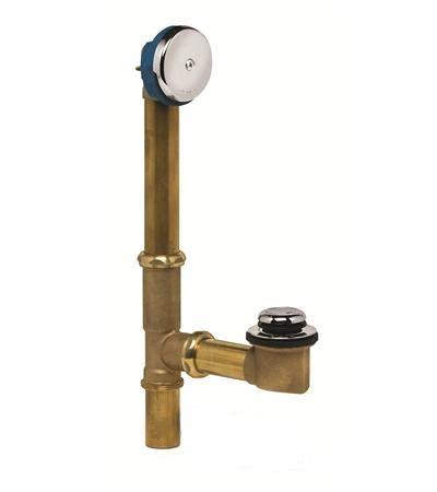 Bathtub Drain Stuck by Help Adjust Brass Tub Drain I M Stuck Doityourself