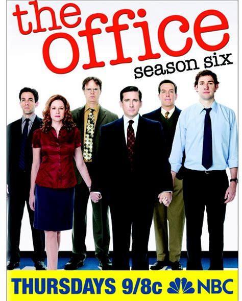 The Office Season 6 by The Office Season 6 Dvd Cover Seat42f