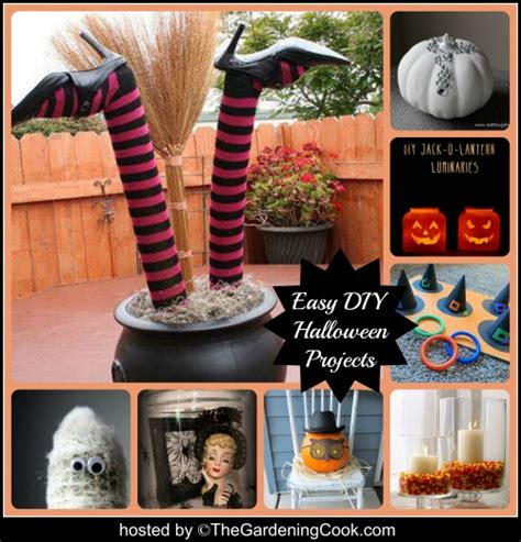 decorating your home for halloween easy halloween decor ideas the gardening cook