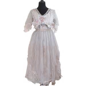antique victorian dress french watercolor silk taffeta