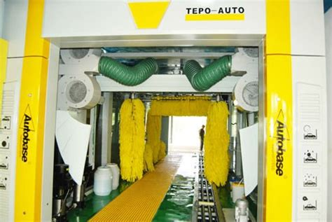 Calendrier Car Wash Tepo Auto Tp 701automatic Tunnel De Lavage De Voiture
