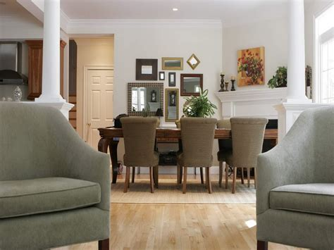 how to how to mix and match the living room dining room