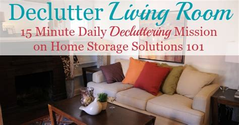 home storage solutions 101 how to declutter your living room