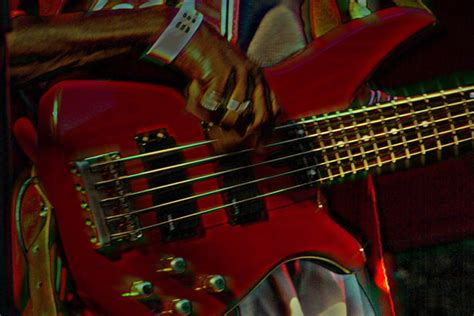 rock guitar player on dish net commercial bass player free stock photo public domain pictures