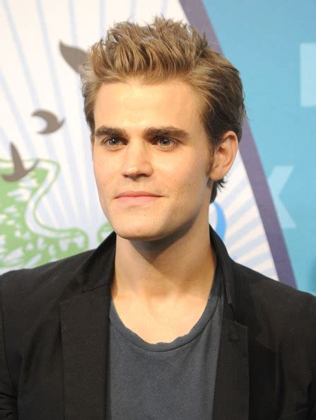 Paul Wesley Hairstyle by Hair Styles And World Fashion Paul Wesley