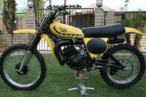Cylinder Yz Rx King Yamaha 1976 Yamaha Yz125 Yeti Bikes Motocross