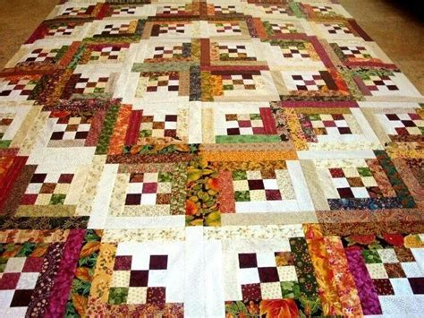 log cabin patchwork nine patch log cabin patchwork e patch apliqu 233