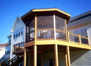 Porch Gazebo gazebos st louis st louis decks screened porches pergolas by archadeck