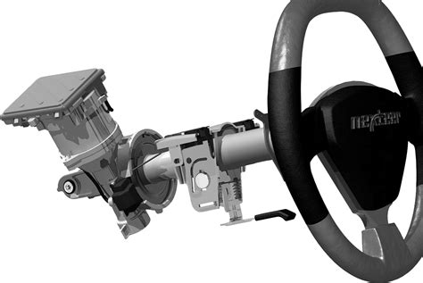 electric power steering is grabbing the wheel column assist electric power steering nexteer