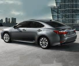 Price Of Lexus Lexus Es Hybrid And V6 Modifications Received New Styling