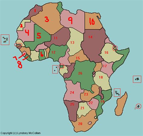 africa map quiz map quiz proprofs quiz