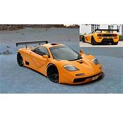 McLaren F1 LM  20 Front And Back 2 By Ayrten