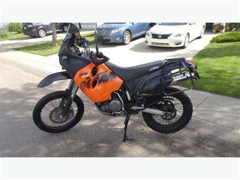 Ktm Dual Sport Motorcycles 2007 Ktm 640 Adventure Dual Sport Motorcycle Outside