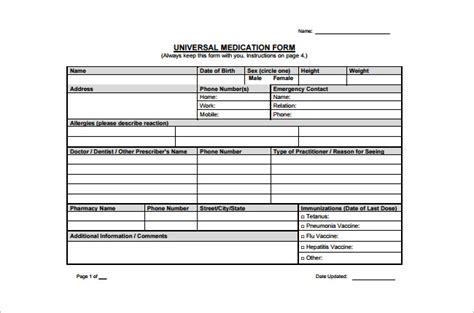 medicine prescription template 17 free doctor prescription templates pdf word documents