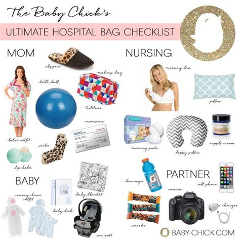 things to pack in hospital bag for c section the ultimate hospital bag checklist i promise labor and