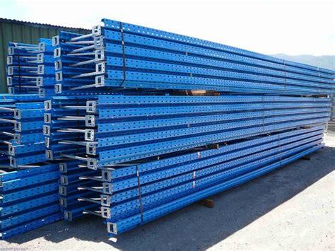 Used Rack by Used Dexion Pallet Racking Beams 2591mm Rack Shelf