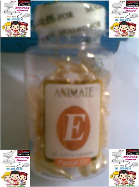 Vitamin Wajah I animate usa vitamin wajah blessing house shop