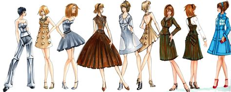 fashion illustration history timeline 4 reasons why fashion should be perceived as a form of