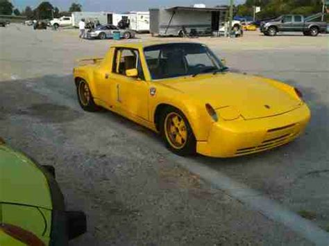 porsche 914 modified sell 1974 porsche 914 modified track car in