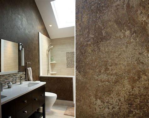polished plaster bathroom bathroom decorated with venetian plaster venetian