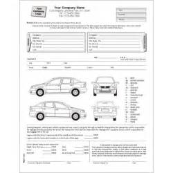 Vehicle Inspection Report Template by Auto Inspection Forms Inspection Forms Standard Forms