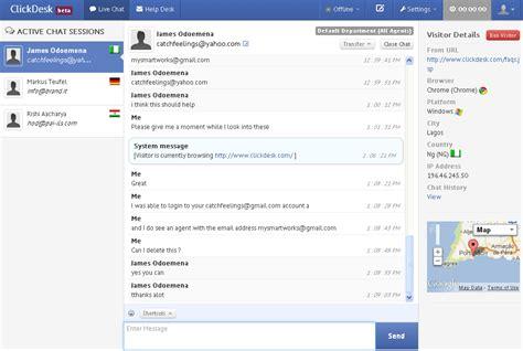 web chat cd webchat
