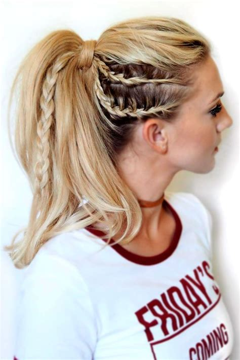 ponytail shag diy haircut 17 of 2017 s best ponytail hairstyles ideas on pinterest