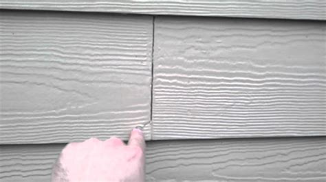 Hardie Board by Treatment Of Field Joints Joints On Hardieplank Lap Siding Primed Version Youtube