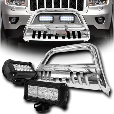 Jeep Grand Light Bar by 2011 2015 Jeep Grand Front Bull Bar Guard 36w