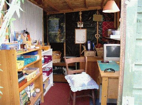 craft sheds s craft shed workshop studio from by the river in sleepy suffolk owned by j