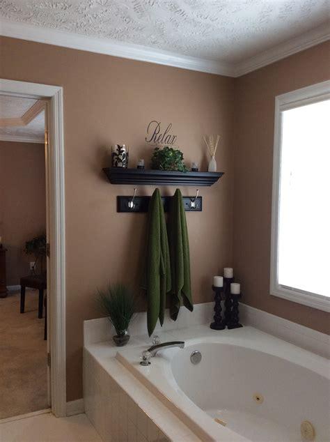 home decor bathrooms garden tub wall decor home decor pinterest garden