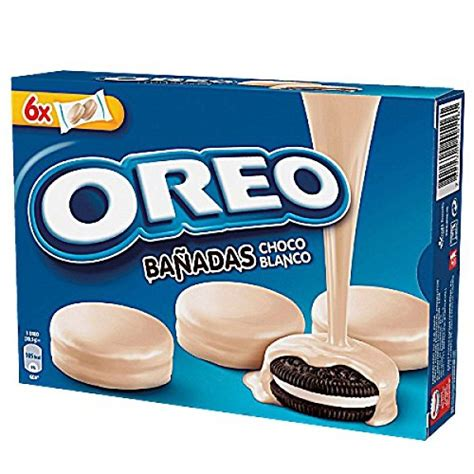 Oreo White Choc By Magshop where can i buy white chocolate covered oreos