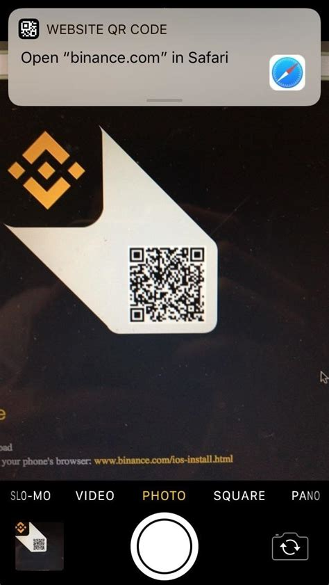 install mobile binance 101 how to install the mobile app on your iphone