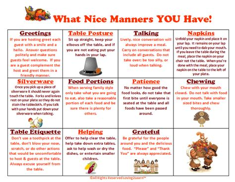 Table Manners Worksheet by Table Manners For Worksheets Abitlikethis