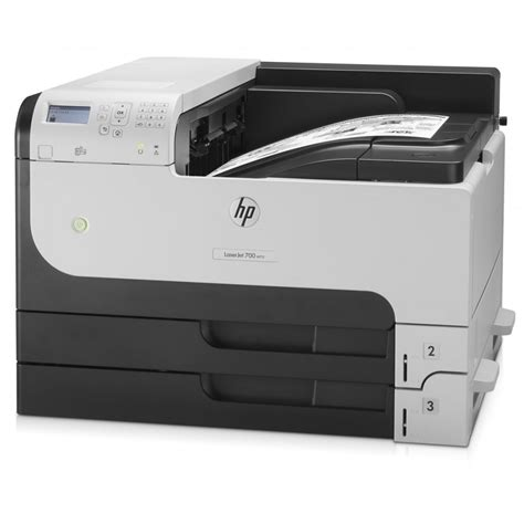 Printer Laser Hp Terbaru hp laserjet enterprise 700 m712 sfp series a3 size cf236a
