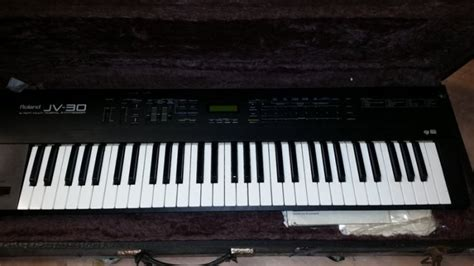 Keyboard Roland Jv30 tecnics kn1000 roland xp 80 and jv 30 immaculate for sale in fermoy cork from duggoon