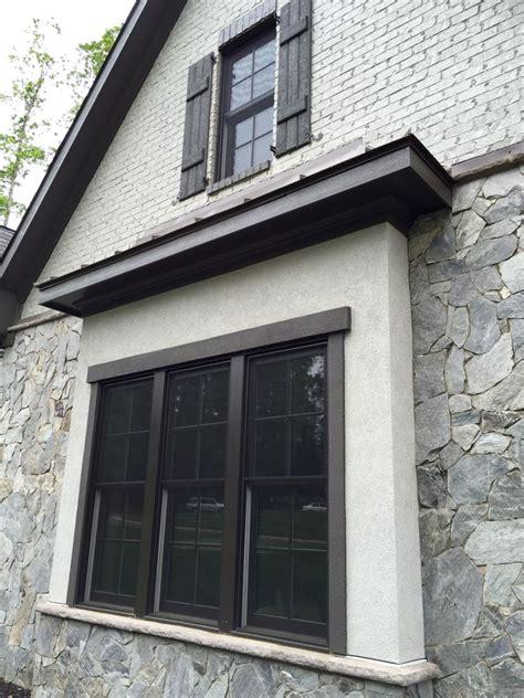 arh plan asheville  exterior  stone dove gray