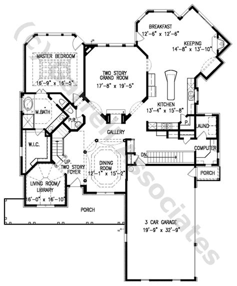 balmoral house plan balmoral 04255 country farmhouse southern