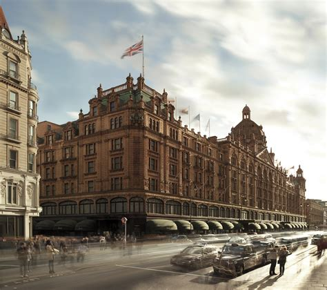 harrods a for all time harrods shopping in brompton