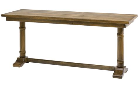 Trestle Console Table Trestle Leg Console Table Kate Furniture